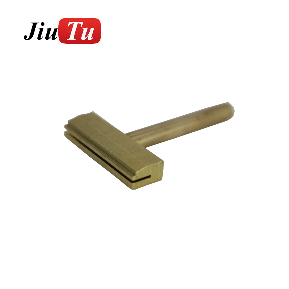 Jiutu LCD Clean Tool to Remove Residue OCA Adhesive Polarizer Film of LCD for iPhone For Samsung Electric Soldering Iron