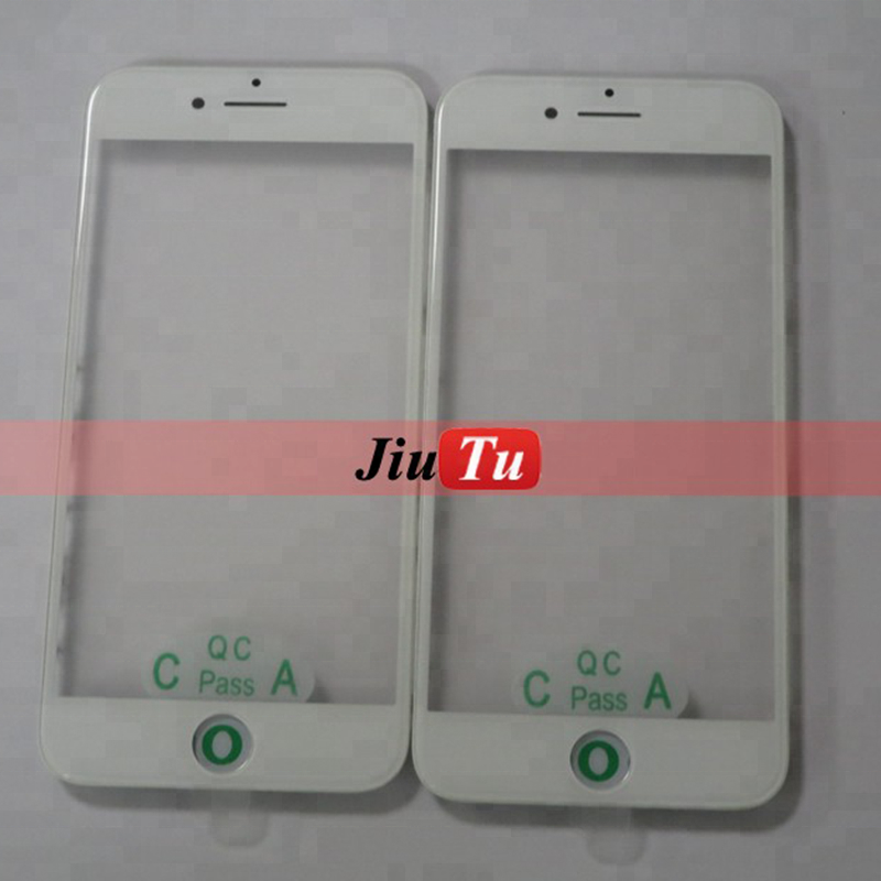 Newest Glass Assembly For phone 7 Glass+Cold Press frame+Oca Film