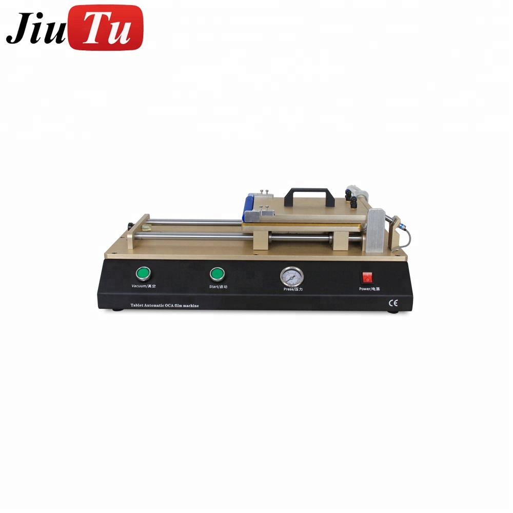 2 in 1 Built-in Vacuum Suction Pump OCA Adhesive Laminating Machine Multi-purpose Polarizer Film for iPad/Tablet LCD Repairr