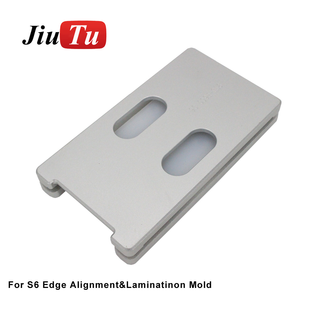 Jiutu Vacuum Lamination Mold For S9 S9 Plus Unbent Flex Laminating Mold For S7 Edge S8 Note 8 X OCA Glass LCD Repair
