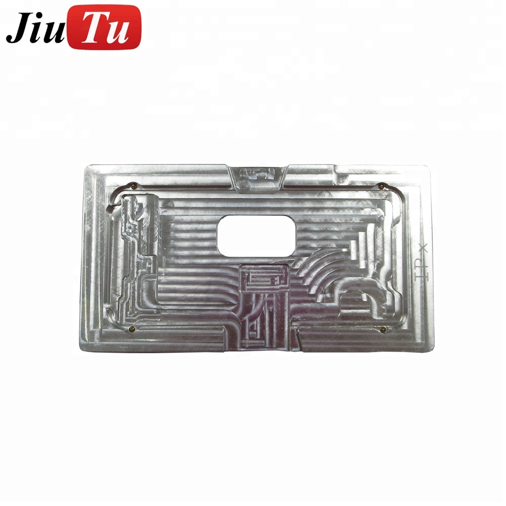 Jiutu Metal Mould for iPhone X LCD Screen Positioning Mold 100% Accurate For iPhone X Glass and Frame Alignment