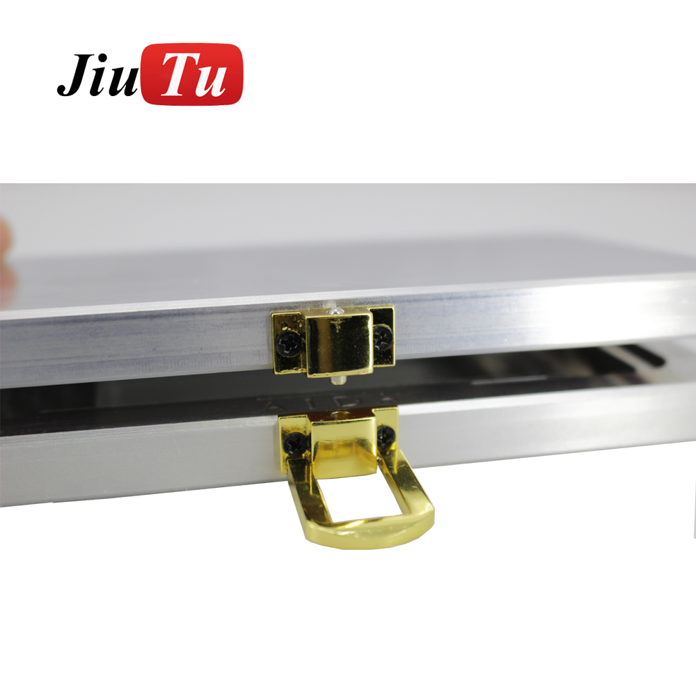 Factory Supply Lcd Flex Cable Repair Machine - Precision Aluminium Cracked LCD Refurbishment Bezel Frame Mold for Iphone X – Jiutu