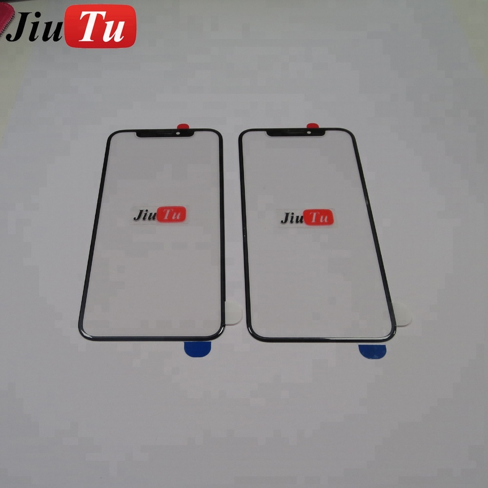 New Touch Screen Lens Replacement parts Front Panel LCD display Outer Glass Cover For iphone x
