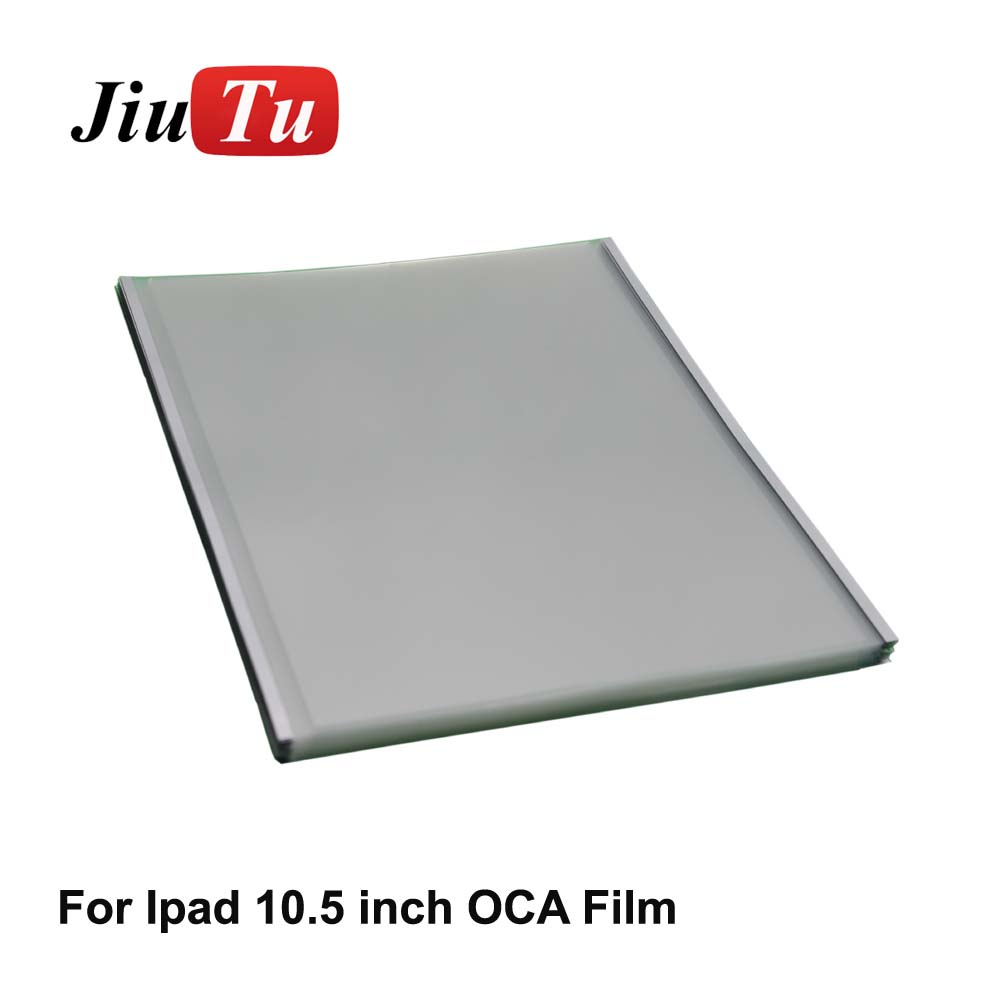 250um OCA Film Optical Clear Adhesive Double Side Glue Sticker For Pad air 2 9.7 inch LCD Touch Screen Repair
