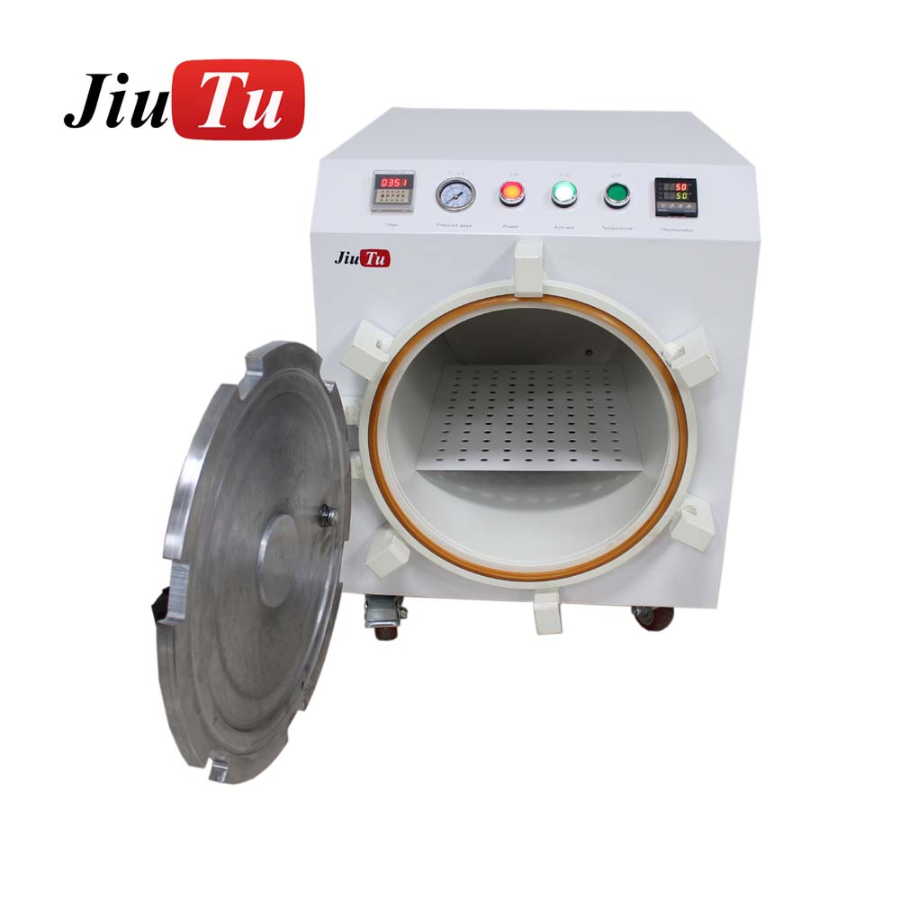 Automatic Airplane Large Screen Bubble Remover Machine For Various Big Lcd Screens