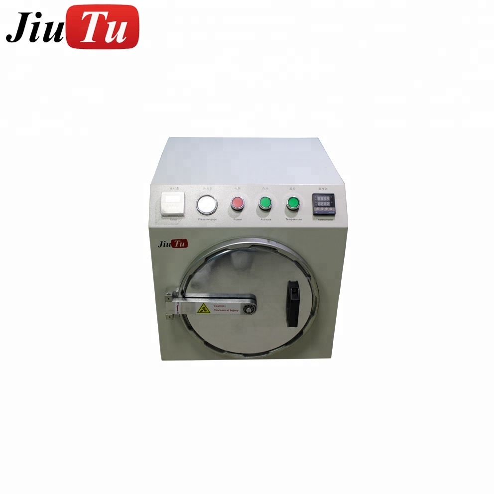 Wholesale mini  oca LCD Touch Screen Automatic Air Bubble Remover Machine for Mobile Phone Repair
