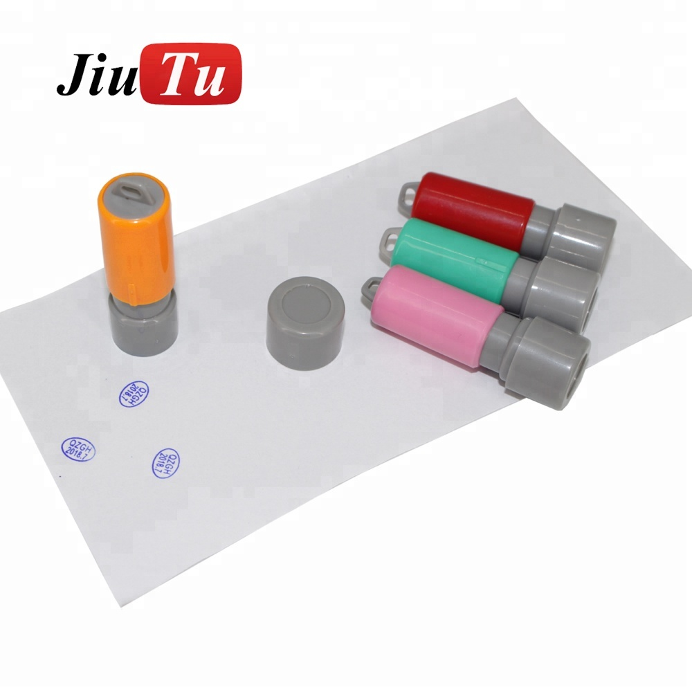 Best Price on Lcd Touch Screen Replacement - Jiutu Customized 0.8cm/1cm/2cm Small Stamps To Distinguish Your Own Refurbished LCD Screens From Others inking Logo Stamp – Jiutu