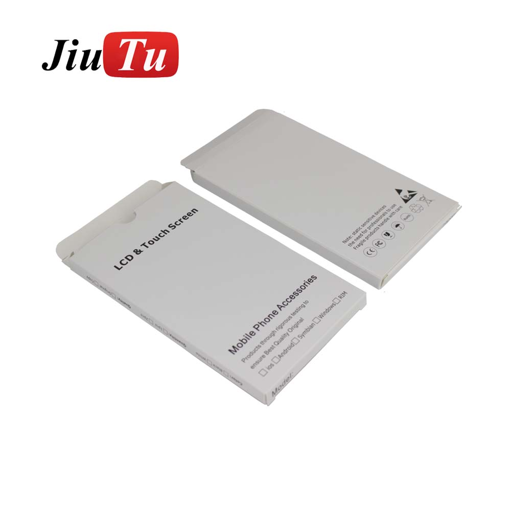 LCD Package Packaging Packing Box For iPhone 7G / 7 Plus / 6plus / 6 / 5s / 5c / 5g / 4s /4g Packing Box