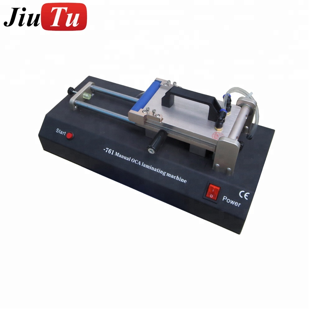 Manual OCA LCD Film Laminator Refurbish Machine For iPhone 7 7 Plus 6S 6S Plus