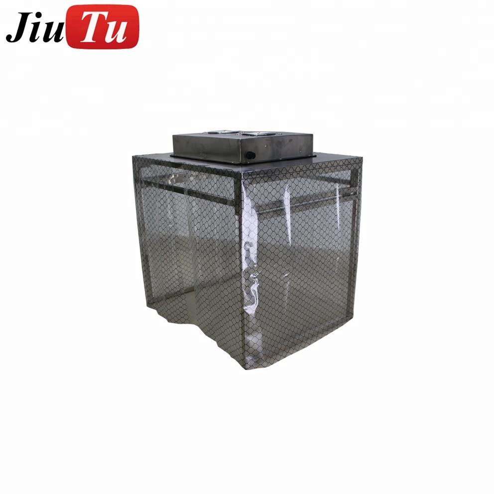 Jiutu New Folding Installation Dust Free Room Workshop Laminar Hood Bench Air Flow Clean Lamination Machine Refurbish