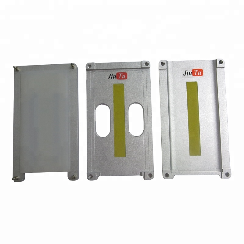 Laminating Mold For S6 edge Curved screen Fit Silicone pad Pressure screen Film Mat Laminator
