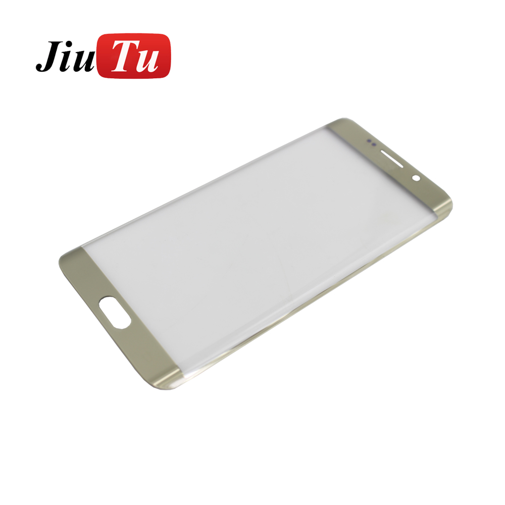2Pcs Front Panel Glass Lens Replace/Refurbish Parts For Samsung Galaxy S7 Edge Curved Screen Featured Image