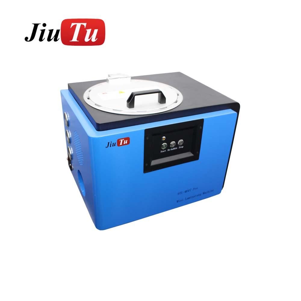 Hot sale For 6g Glass With Frame - Jiutu Phone Repair Devices Universal LCD Screen Refurbish Tool Mini All-in-One OCA Vacuum Laminator Machine Bubble Remover – Jiutu