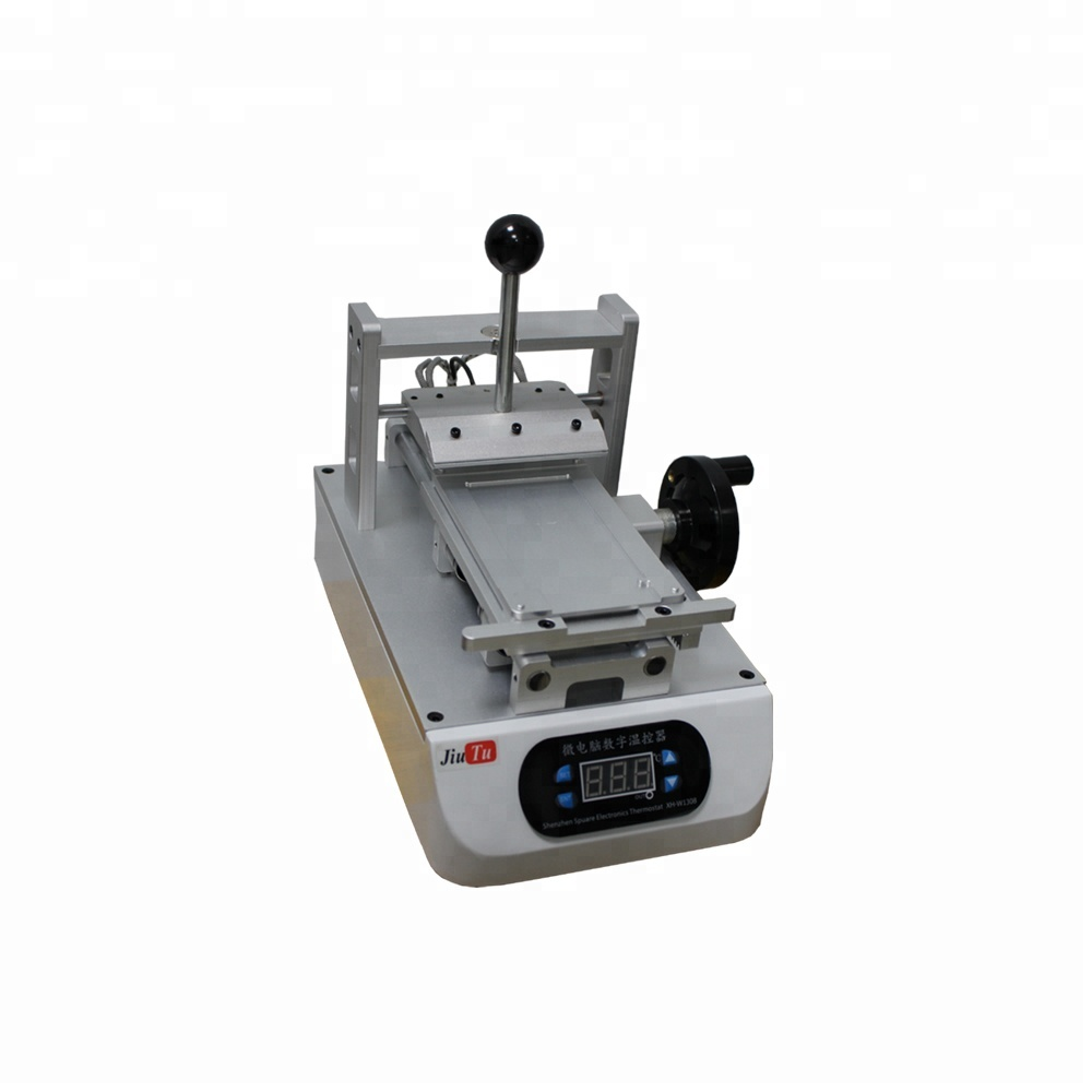 Leading Manufacturer for Lcd Glass With Oca For Iphone Xr - Edge OLED Screen Glue Remover LCD Glass Separating Machine Tool – Jiutu