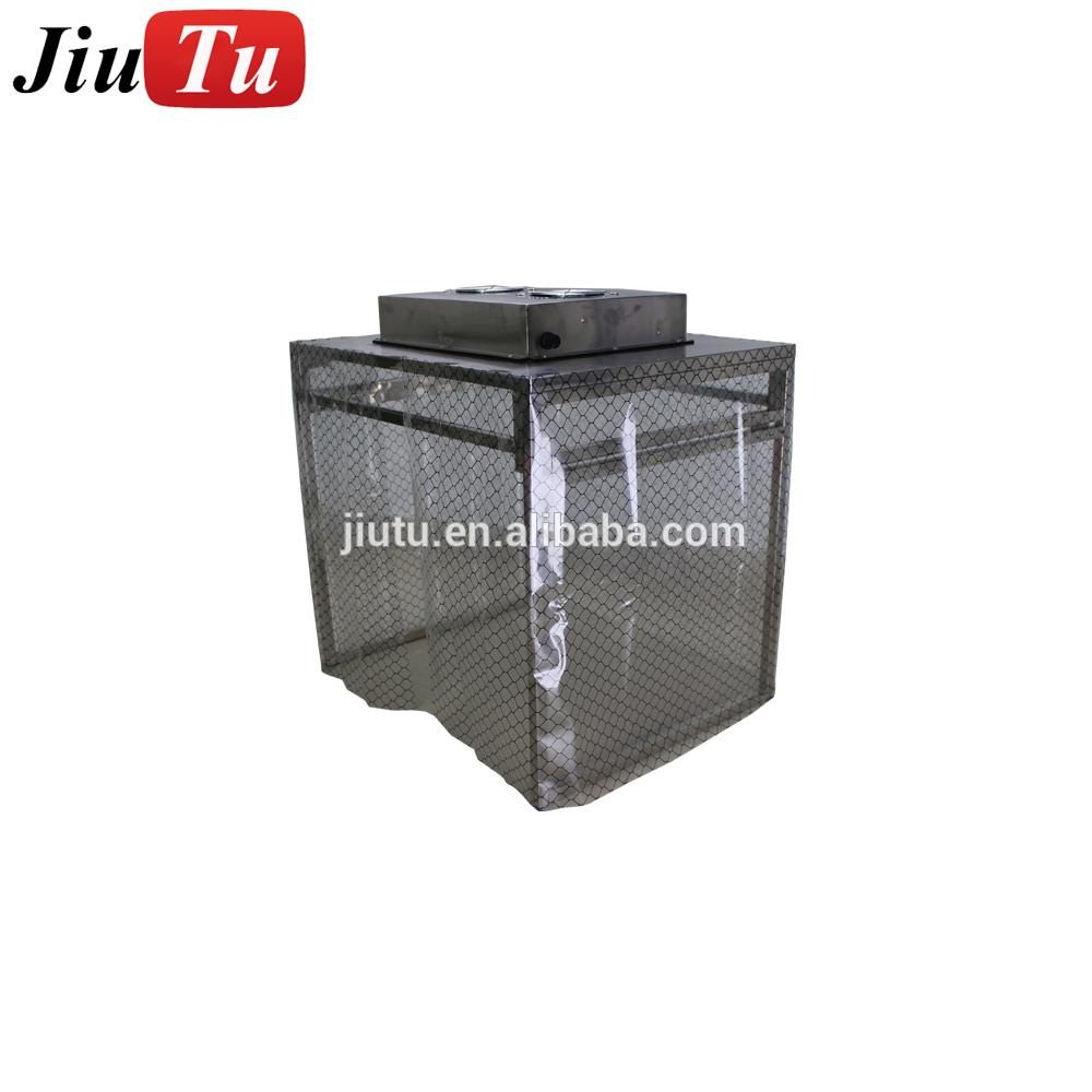 Jiutu New Folding Installation Dust Free Room Separator Workshop Laminar Hood Bench Air Flow Clean Lamination Machine Refurbish