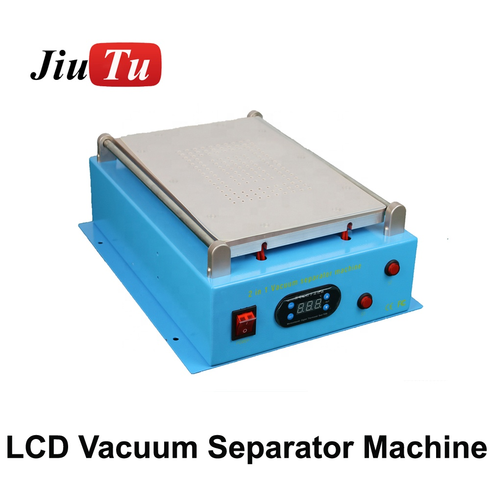 Cracked Mobile Phone Refurbish 14inch 7inch Hot Plate LCD Separator Glass Separating Machine for iPhone