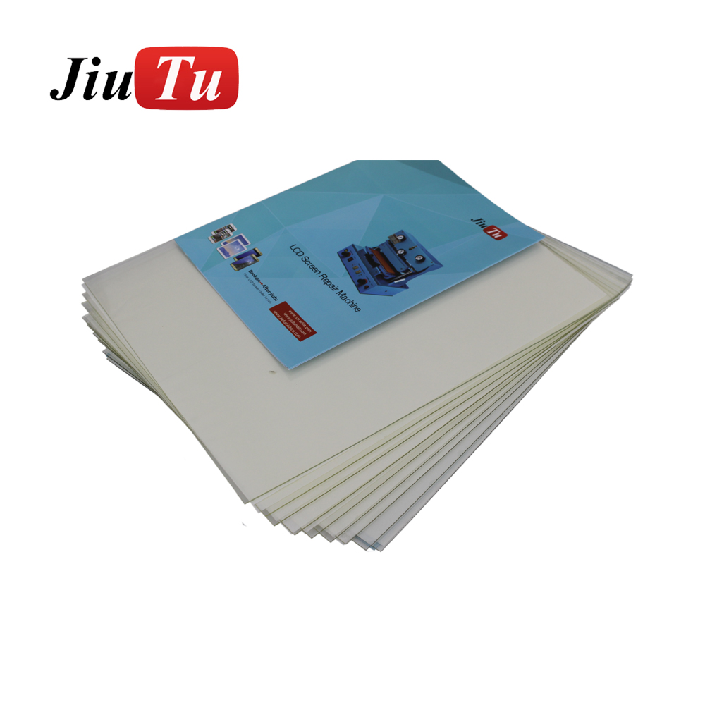 1200um Big Customized OCA Film For iPad Large LCD Screen Double Side Sticker For LCD/Digitizer Glass Repair Jiutu