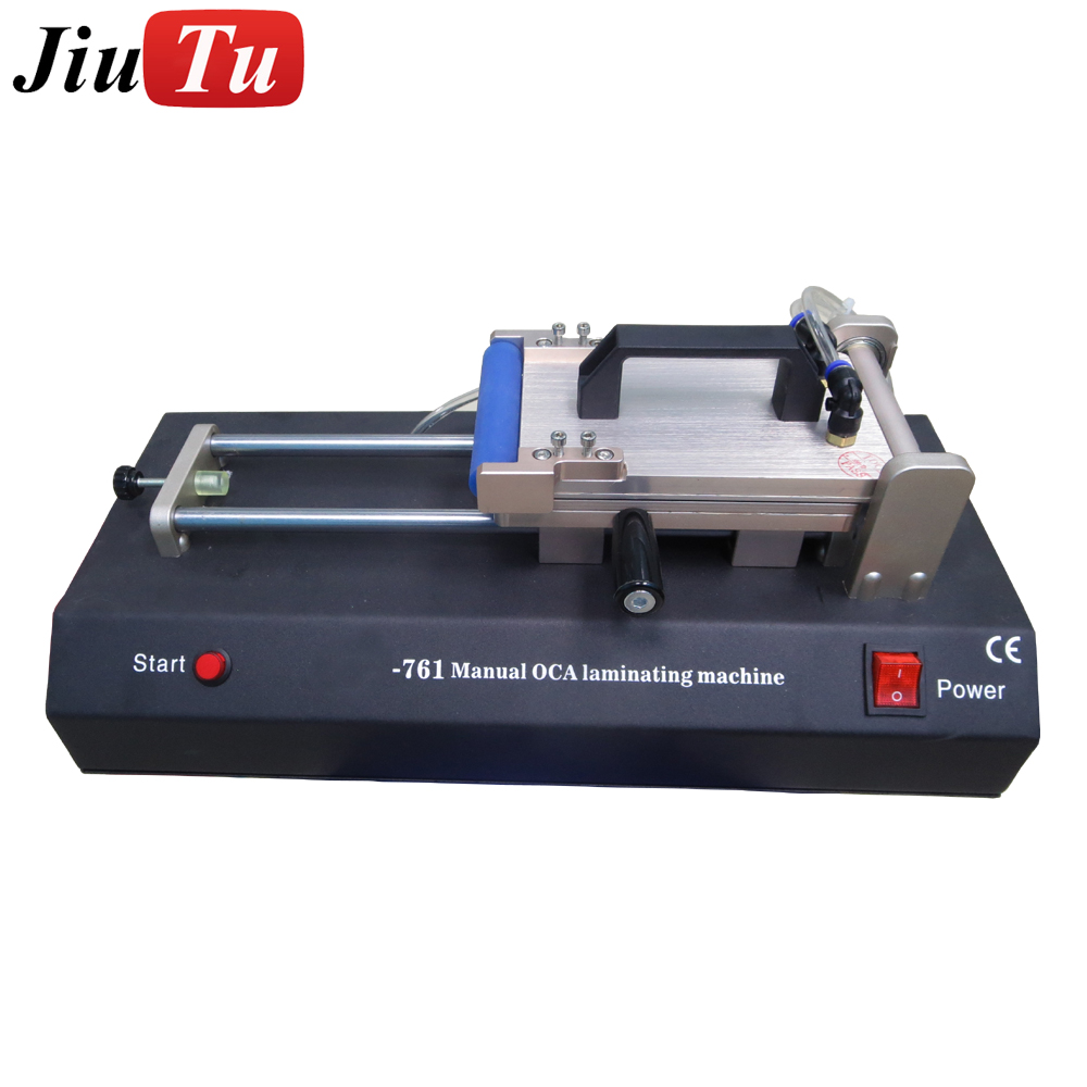 Wholesale Jiutu LCD Polarizer Film Laminator Machine for OCA Laminating Machine No Need Air Compressor