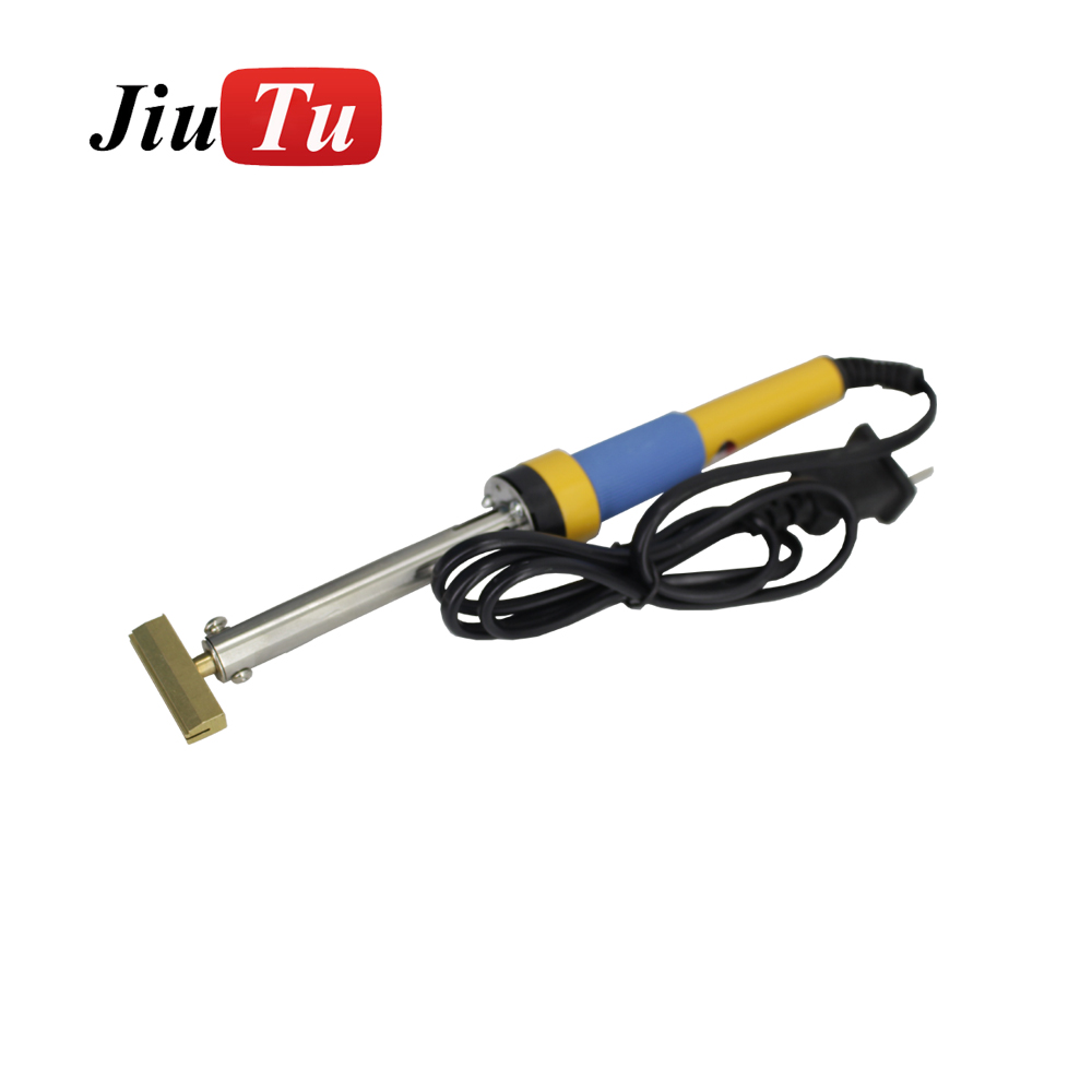 Remove LCD OCA Adhesive Polarizer Film Repair Tool of LCD for iPhone For Samsung Electric Soldering Iron