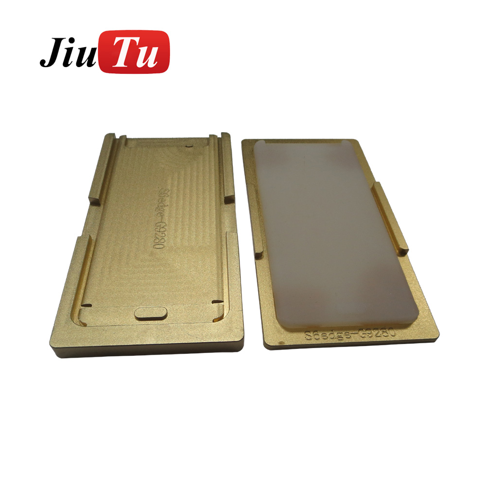 OCA Laminating Machine Moulds for Samsung S7 edge S6 edge curved LCD Repair