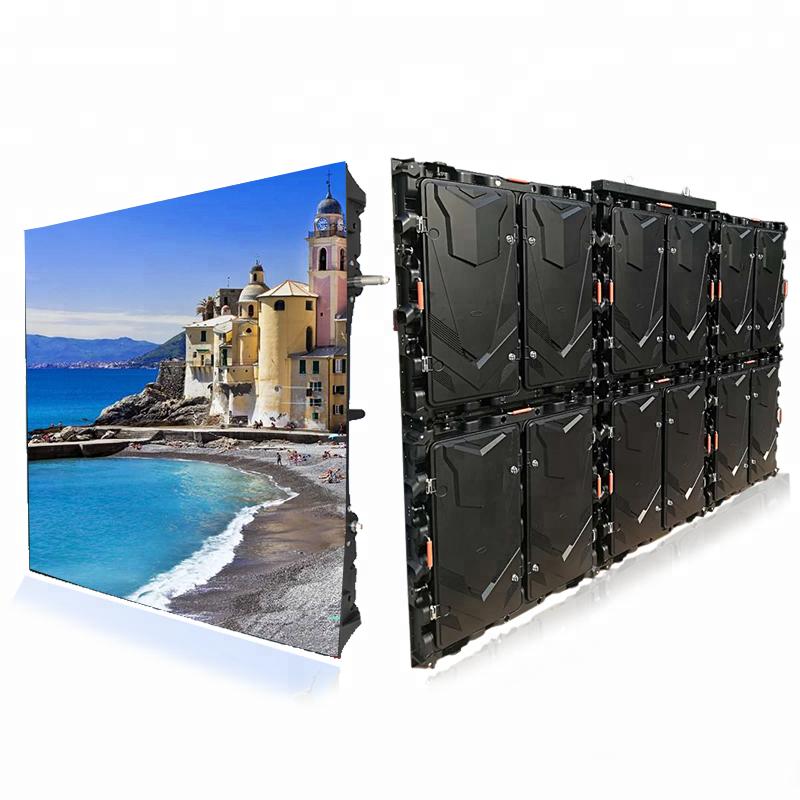High Performance Mobile Phone Repair Machine - High Performance Magnesium Alloy 960X960 Led Module Performance Led Screen Display Cabinet – Jiutu