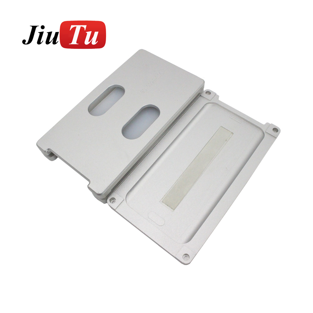Jiutu For Samsung Edge S7 S8 Plus OCA And Glass LCD Laminating Soft Rubber Pad+Alignment Mold with OCA Vacuum Laminator Machine