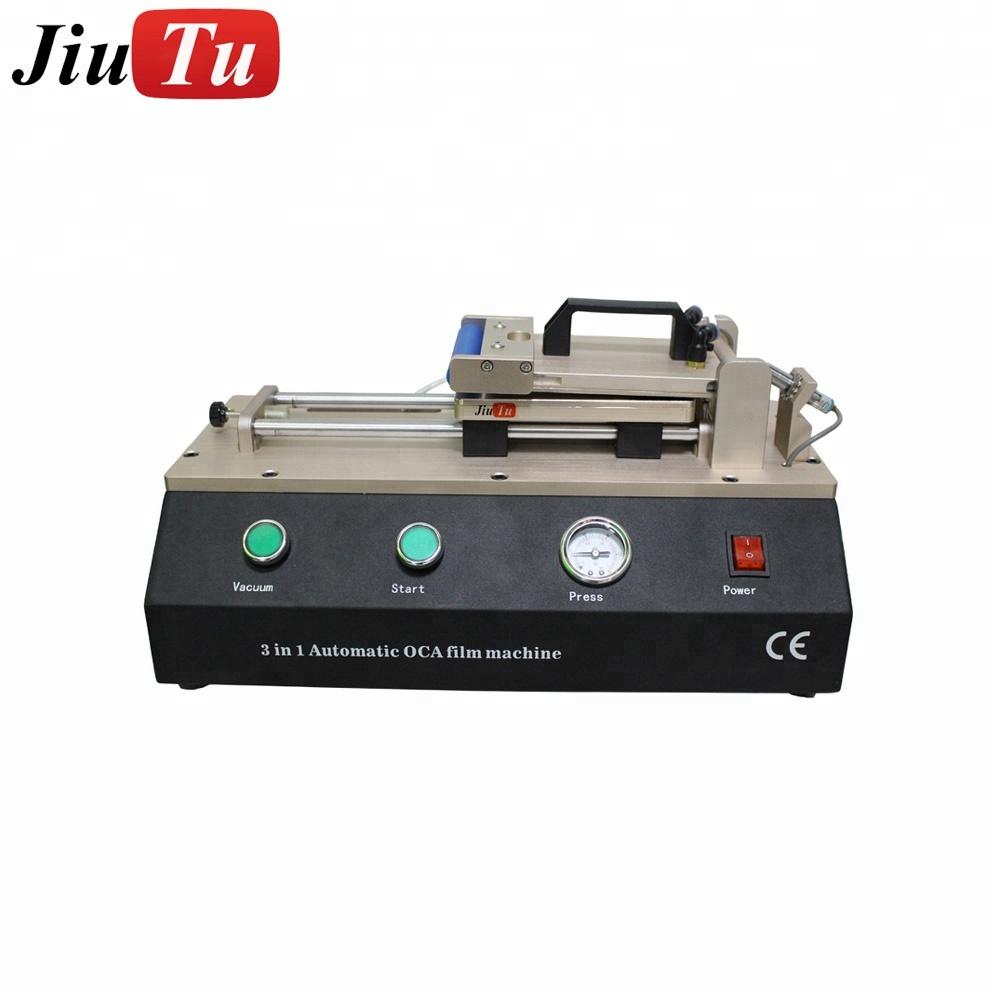 3 in 1 Automatic Vacuum OCA polarizer film Lamination Machine For Phone Lcd Screen Refurbish