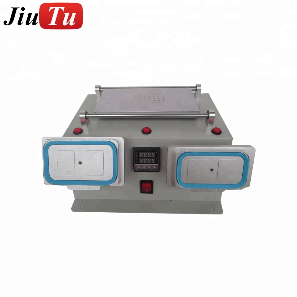 Jiutu Best-selling 3 in 1 Phone Glass Separating Lcd Middle Frame Separator Machine For Samsung