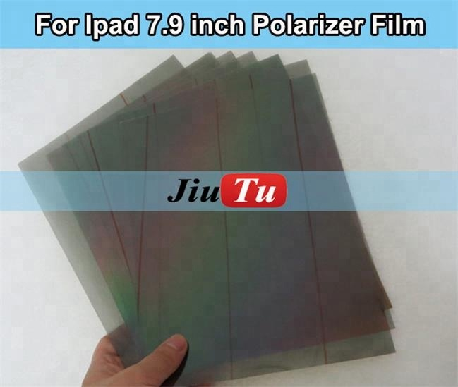 7.9 /9.7 /12.9 inch Polarizer Film for iPad Pro/Mini 4/Air 2 LCD Screen Glass Refurbish