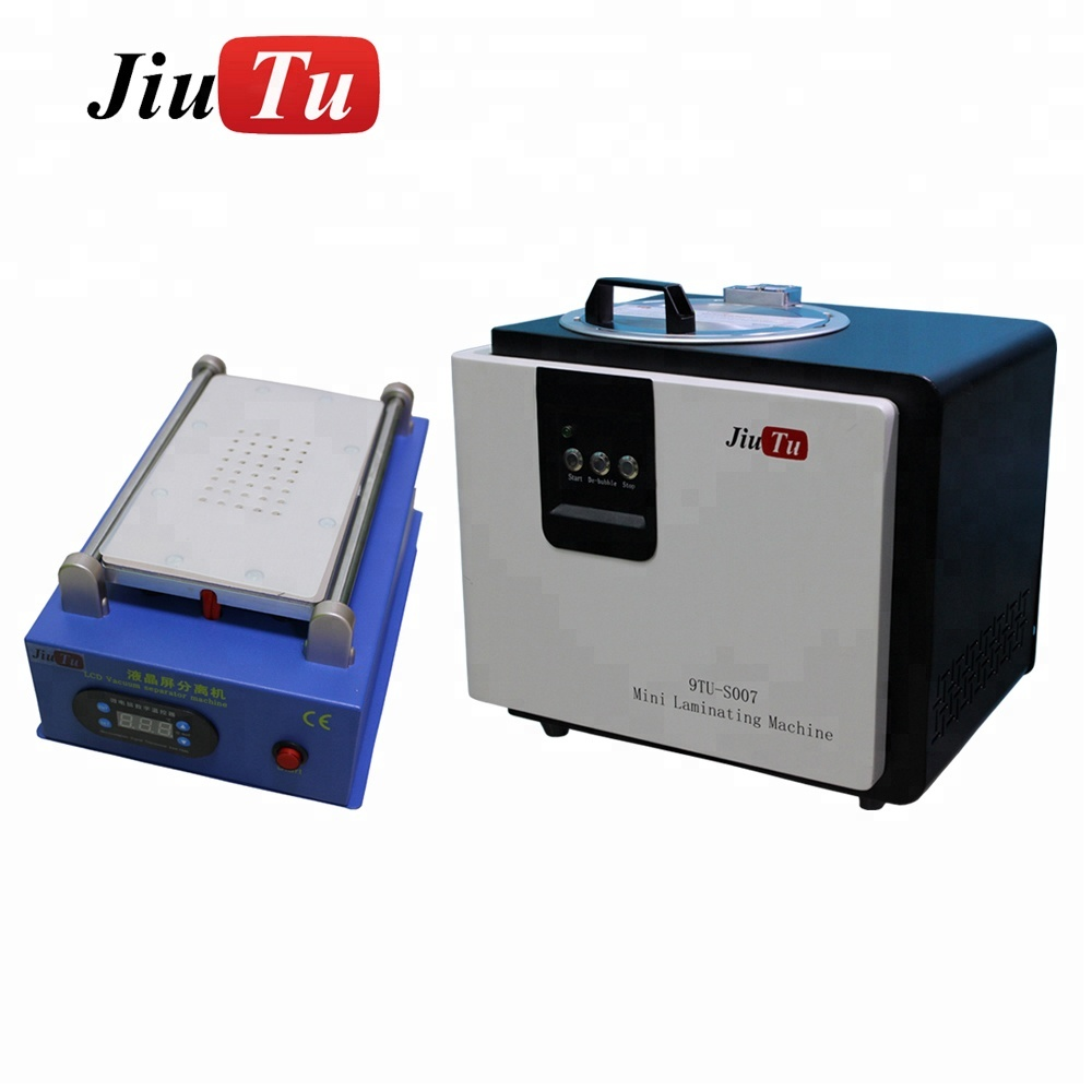 All in One Vacuum OCA Laminating Lcd Bubble Remover Machine Adhesive Integrated LCD Repair Machine And LCD Separate Machine