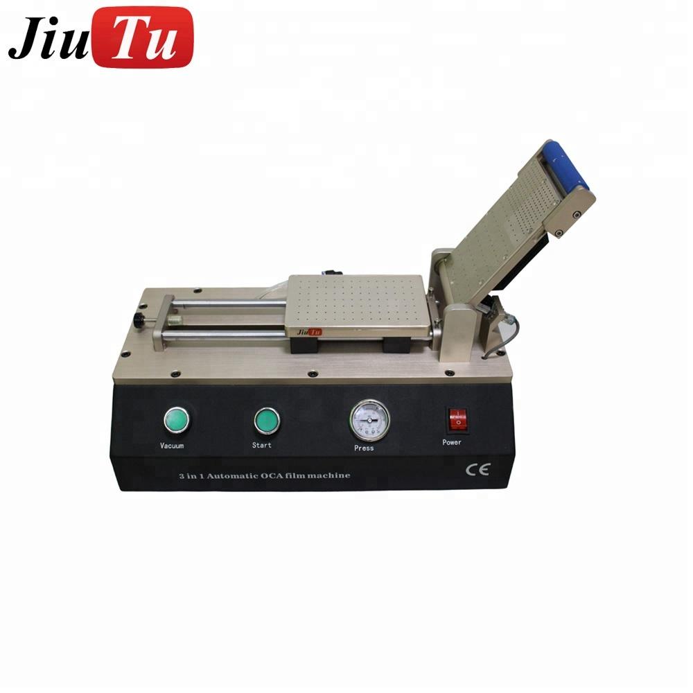 Automatic OCA Film Laminator Apply OCA/ Polarizer Film Machine for Phone LCD Display Refurbishment