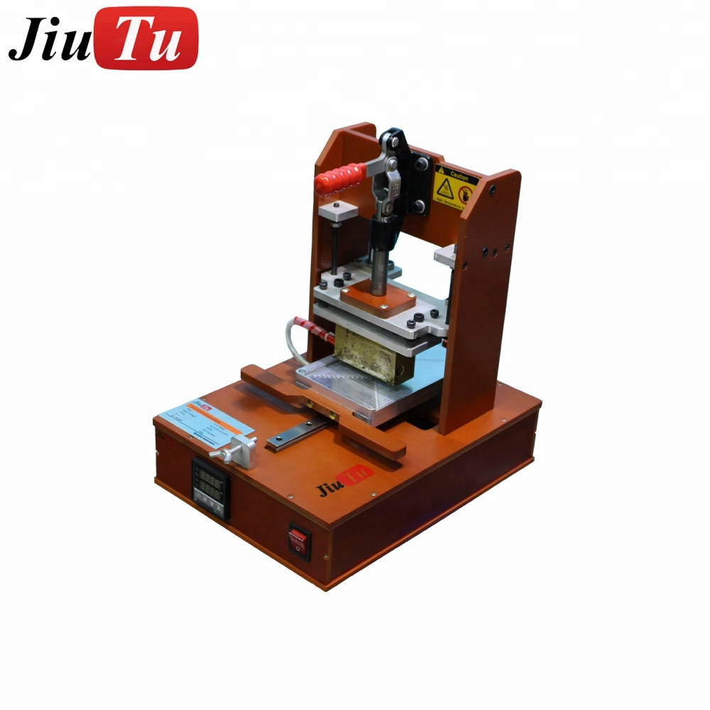 OEM manufacturer Vacuum Lcd Separator - LCD Screen Residue Glue Remover Machine For 5 / 5S / 6/6s LCD Touch Screen LOCA UV Glue Degumming Machine Remover – Jiutu