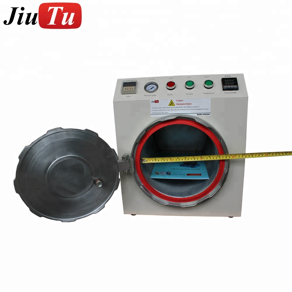 factory low price Mobile Lcd Freeze - New Arrival Large Autoclave Bubble Remover Machine AC220V for iPad/iPhone/Samsung Cracked LCD Screen Refurbishment Jiutu – Jiutu