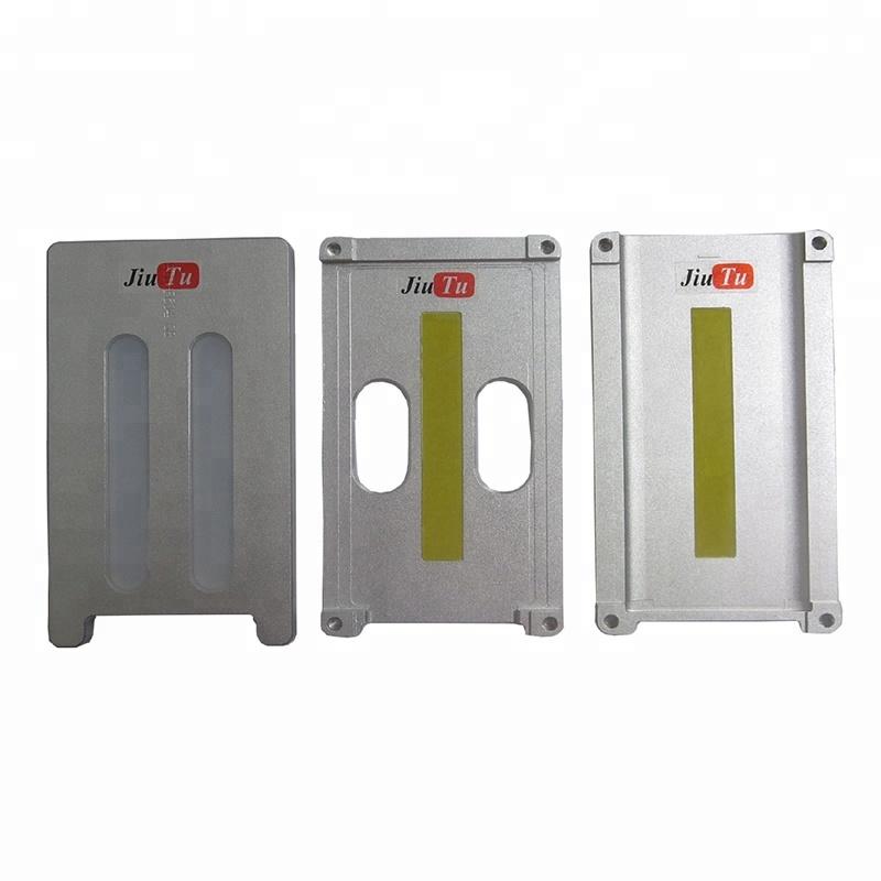 3pcs/Set For S8 S7 S6 edge Plus S6 edge Curved Screen Moulds Easy OCA Laminating Precise Alignment Vacuum Laminator Molds