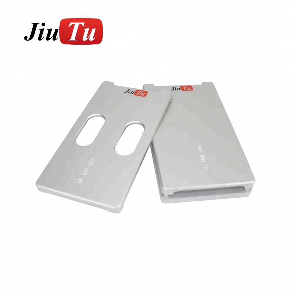 New Precision Vacuum Metal Mold OCA Positioning Alignment Mould for S7 Edge plus LCD Screen Repair Laminator Mold