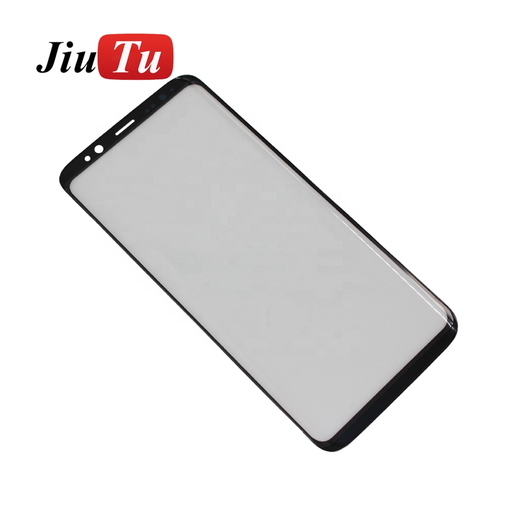 Glass For Samsung S8 Front Outer Screen Glass Lens Replacement for samsung galaxy S8 s8 mobile phone cover plate