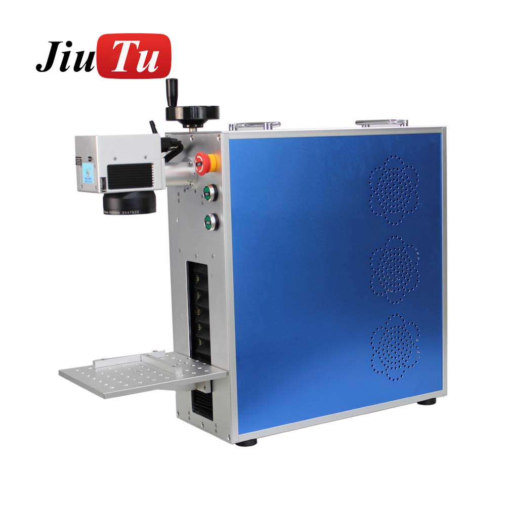 Portable Mini Ic Chips Laser Marking Cell Phone Repair Machine