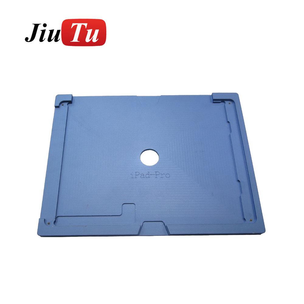 For iPad Air 2 iPad 6 9.7inch for iPad Mini 7.9inch Metal Aluminum Glue Alignment LCD Front Outer Glass Moulds Mold Repair Tools