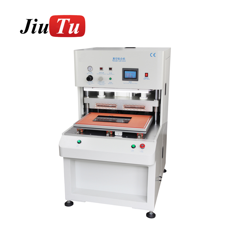 Big OCA Vacuum Laminator Machine 25 inch 19 inch 18.5 inch  For Advertising Screen, Bus screen, Industrial Equipment Screen