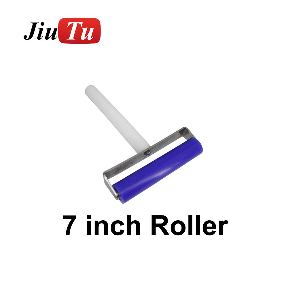 Jiutu Mobile Phone Screen Film Roller OCA adhesive Paste Push Wheel Polishing Rollers Refurbish for S6 S7 Edge Pasting Roller