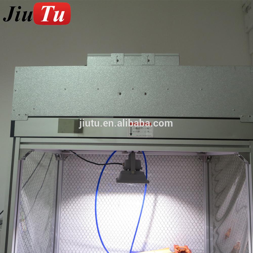 High Performance How To Repair Oled - Dry Dust Free Room Anti Static Room Cleaning Room Anti-static Wall for Mobile Phone Refurbishment Repair Dust-free – Jiutu