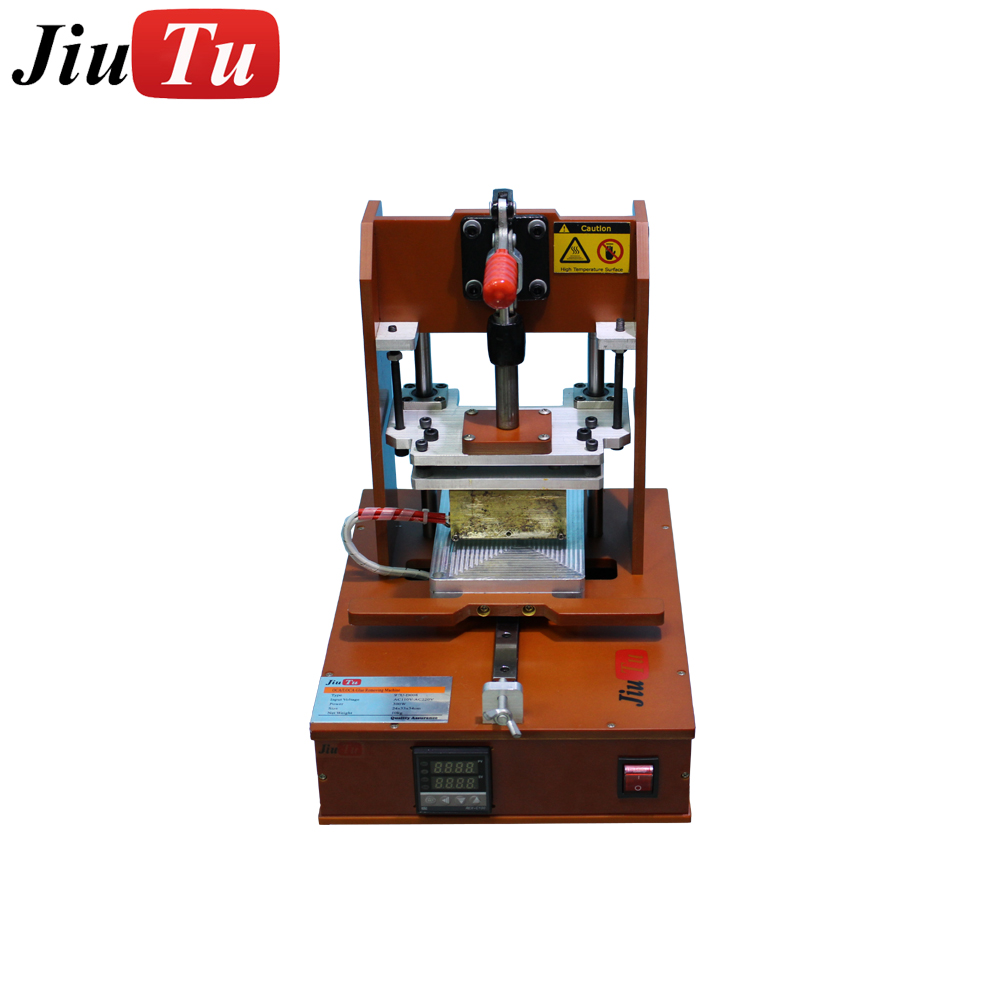 Jiutu High Efficiency LCD Refurbish Machine OCA  Glue/  Polarizer removing Machine for 7inch Phone Repair Equipment