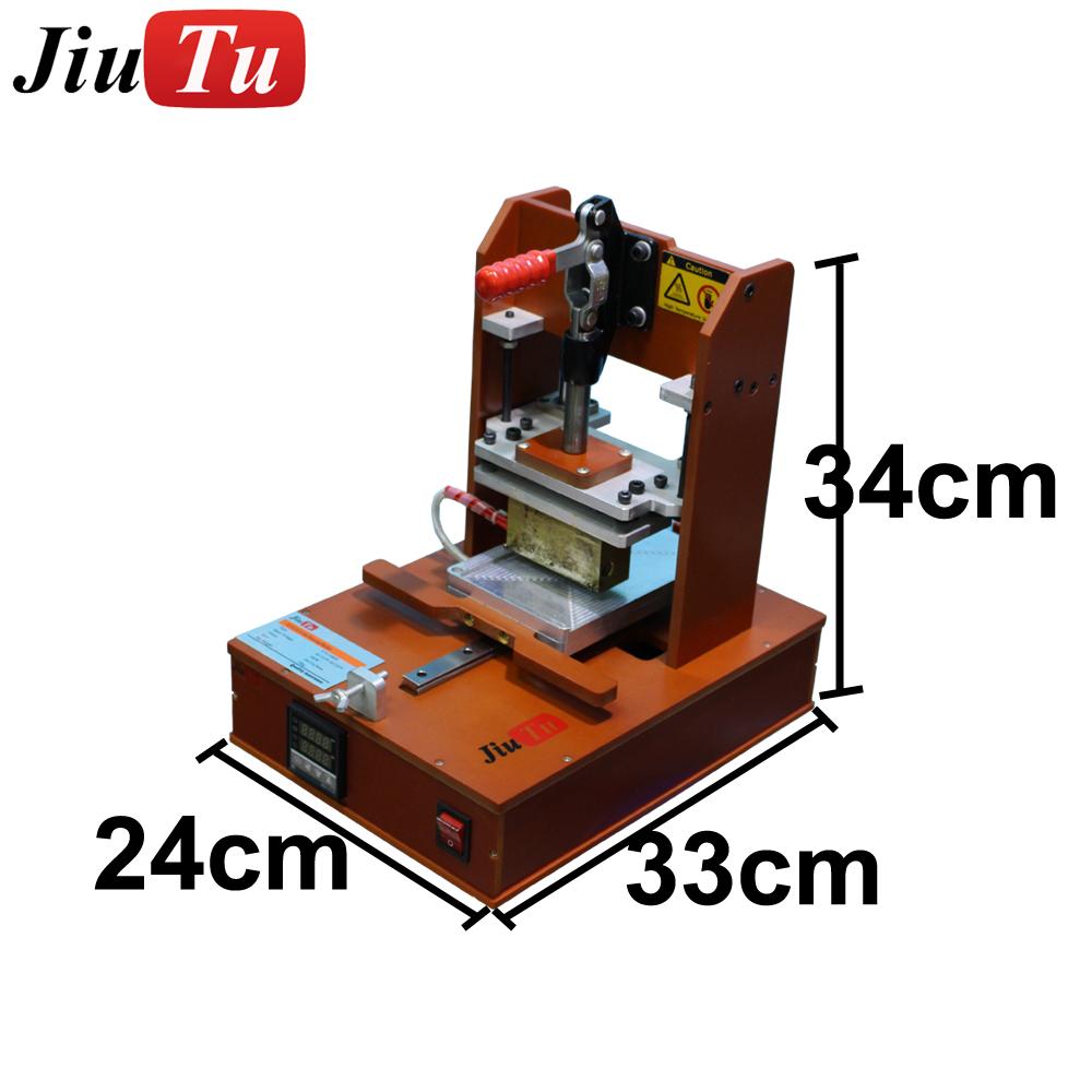 Jiutu High Efficiency LCD Refurbish Machine OCA  Glue/  Polarizer removing Machine for 7inch Phone Repair Equipment