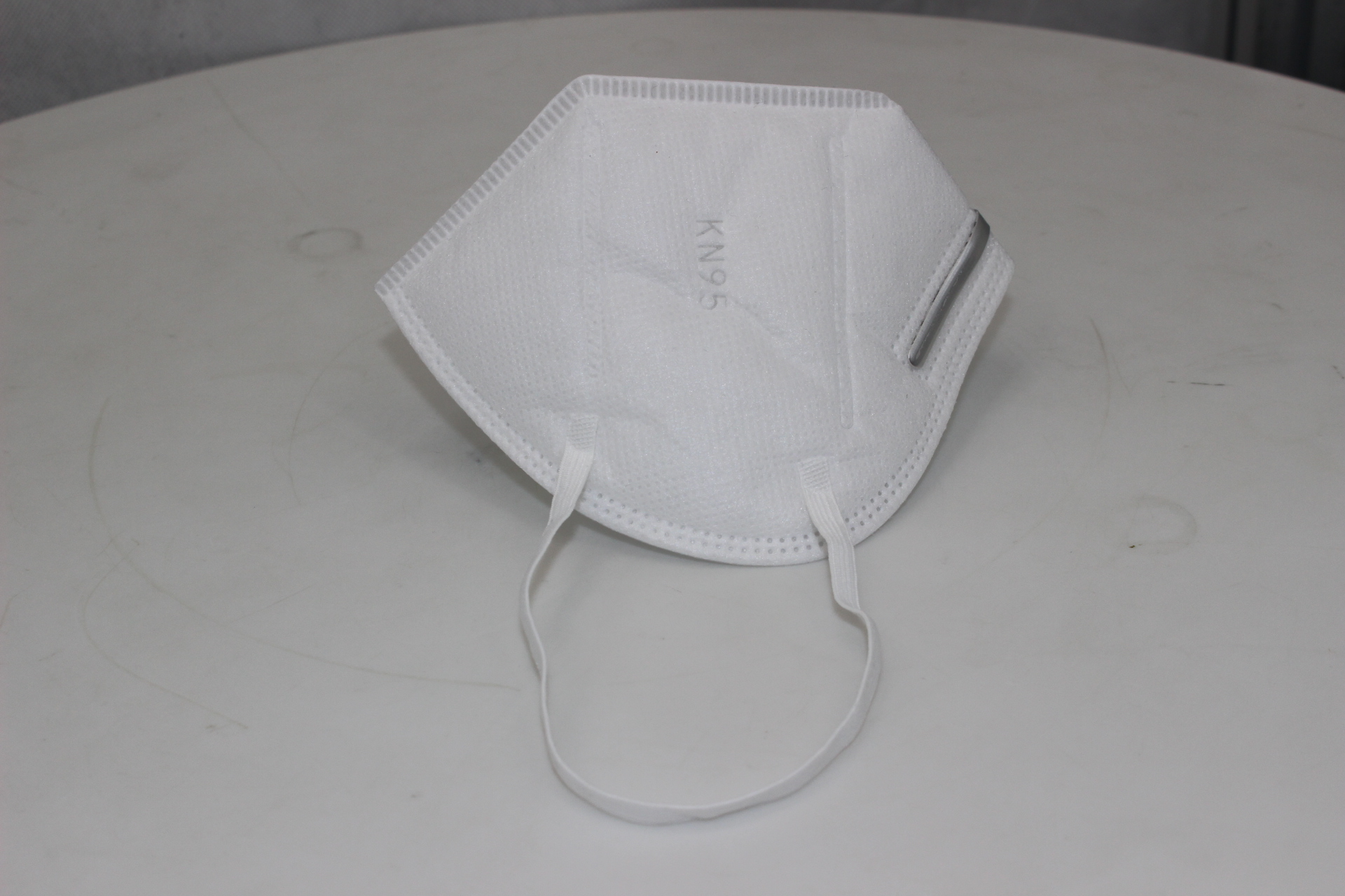 KN-95 Mask Filter Respirator Fold Folding Face KN95 Mask 3 layers Featured Image
