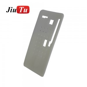 1 pcs For iPhone X XS Heating Suction Separating Rubber For LCD Touch Screen Display Glue Cleaning Rubber Mat Mobile Repair Tool