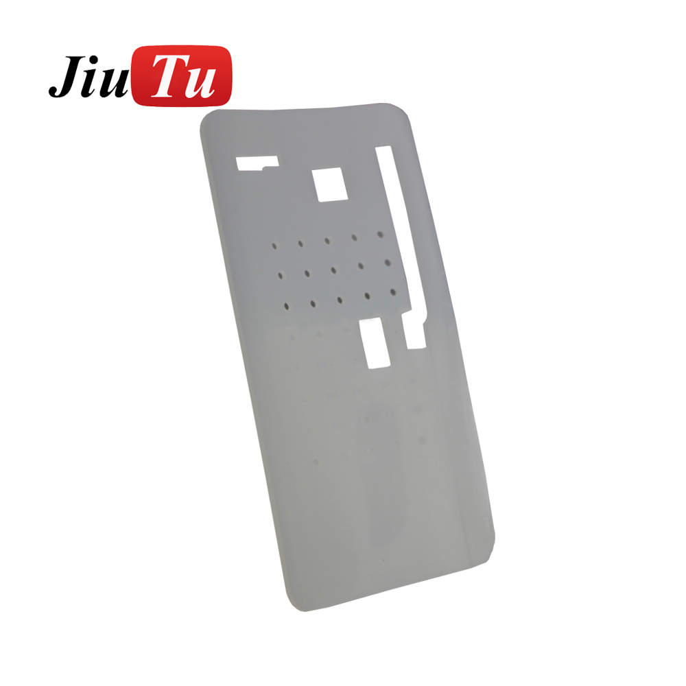 1 pcs For iPhone X XS Heating Suction Separating Rubber For LCD Touch Screen Display Glue Cleaning Rubber Mat Mobile Repair Tool Featured Image