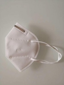 In Store Disposable Earloop KN95 Face Masks with Valve