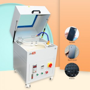 Jiutu Automatic Grinding and Polishing Machine For Phone Screen and Back Glass Scratches Removal