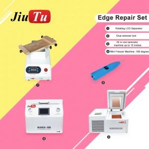 Full Set LCD Repair Machine Kit Glue Remover Tool LCD Separator Machine Laminator For iPhone Samsung Glass Refubish