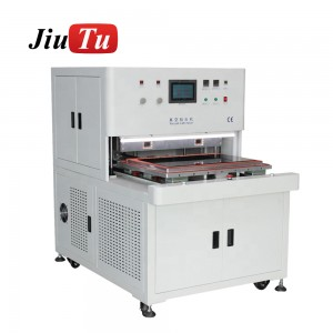 65 inch LCD Glass Repair Advertising Airport Self-Service Equipment Vacuum OCA COF OCF SCA Laminating Machine
